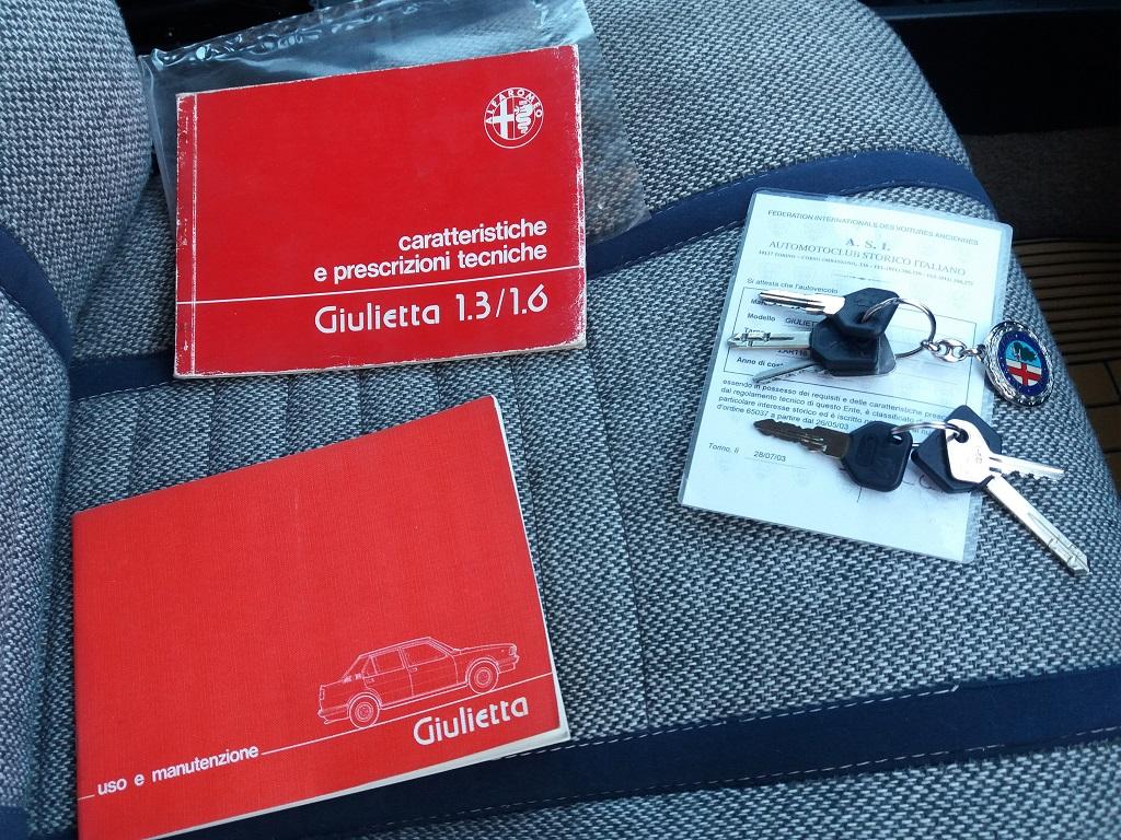 Alfa Romeo Giulietta 1.6 L (30)