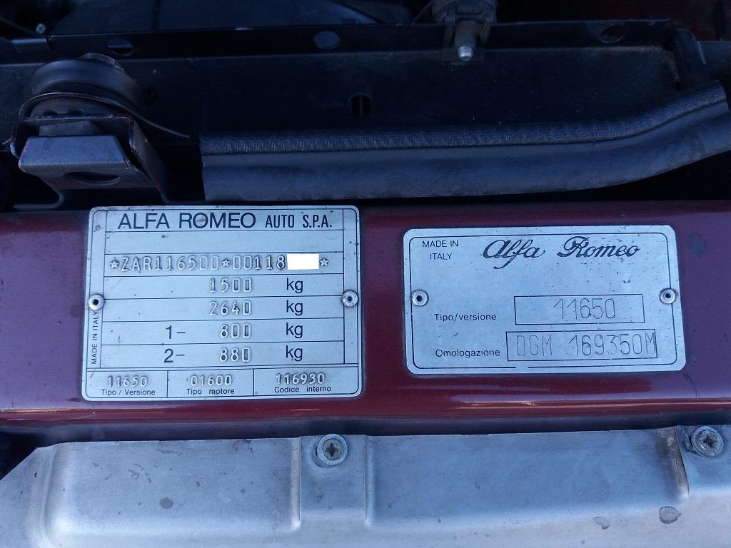 Alfa Romeo Giulietta 1.6 L (34)