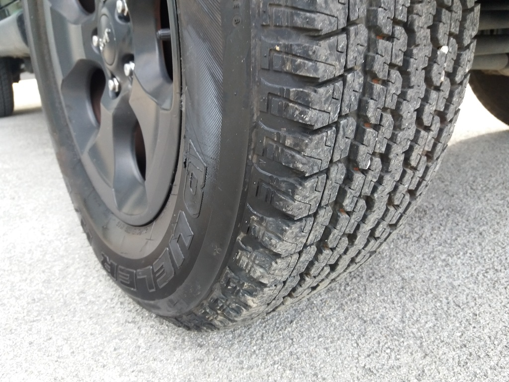 Jeep Wrangler Unlimited 2.8 CRD DPF Sahara Aut (39)