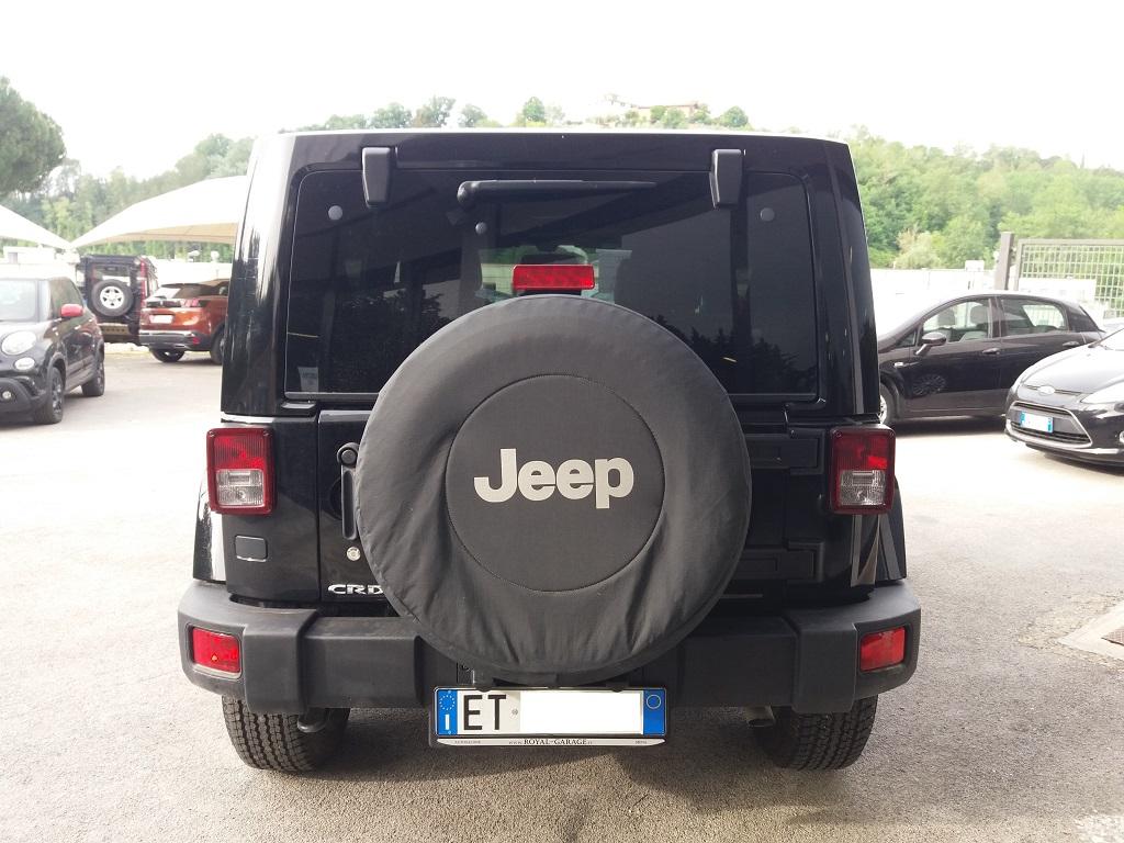 Jeep Wrangler Unlimited 2.8 CRD DPF Sahara Aut (8)