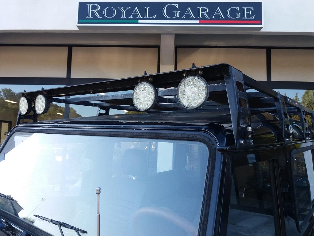 Land Rover Defender 90 2.5 Td5 Station Wagon E (28)