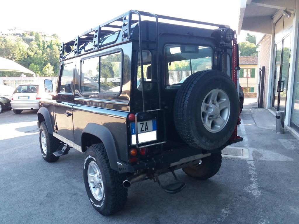 Land Rover Defender 90 2.5 Td5 Station Wagon E (3)