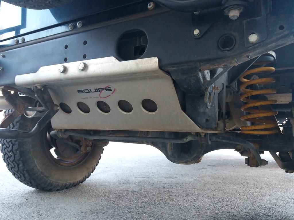Land Rover Defender 90 2.5 Td5 Station Wagon E (31)