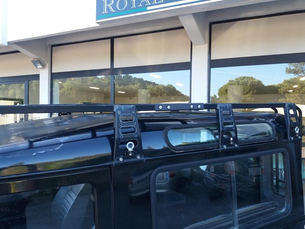 Land Rover Defender 90 2.5 Td5 Station Wagon E (33)