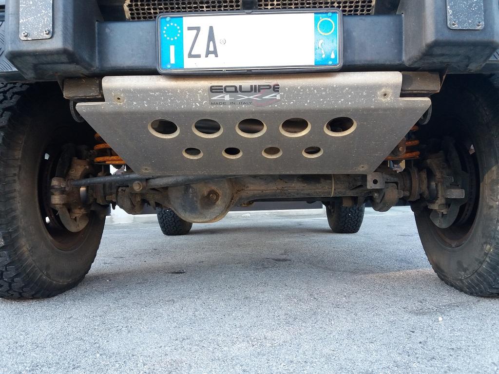 Land Rover Defender 90 2.5 Td5 Station Wagon E (36)