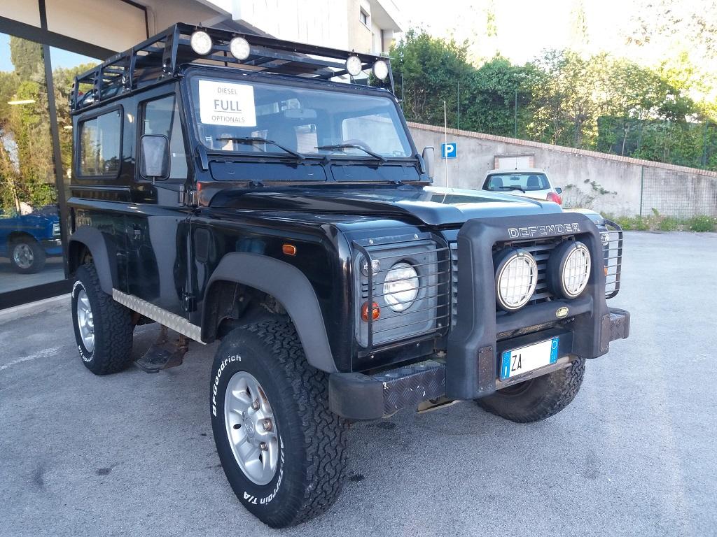 Land Rover Defender 90 2.5 Td5 Station Wagon E (6)