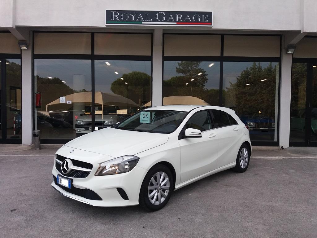 Mercedes-Benz A 160 Business (1)