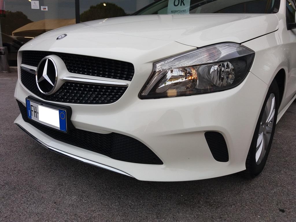 Mercedes-Benz A 160 Business (28)