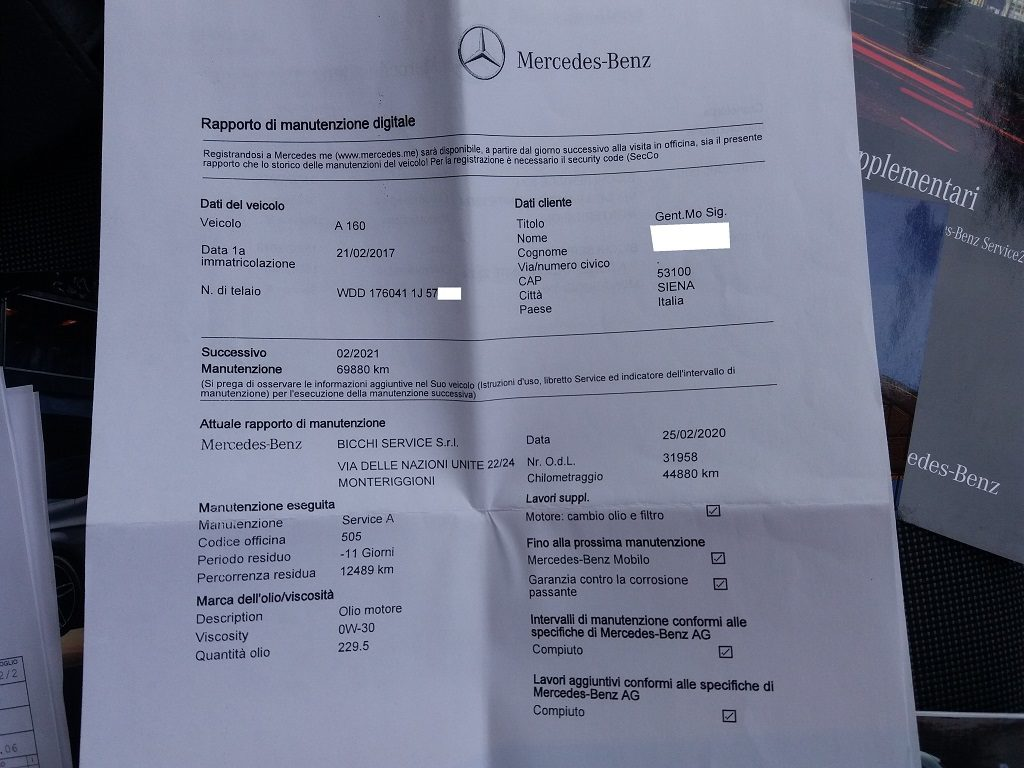 Mercedes-Benz A 160 Business (45)