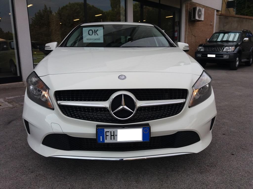 Mercedes-Benz A 160 Business (7)
