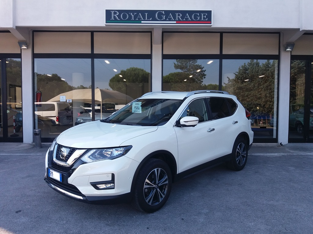 Nissan X-Trail 1.6 dCi 2WD N-Connecta (1)