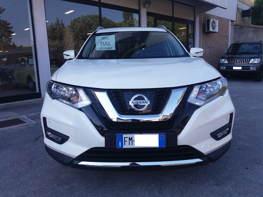 Nissan X-Trail 1.6 dCi 2WD N-Connecta (7)