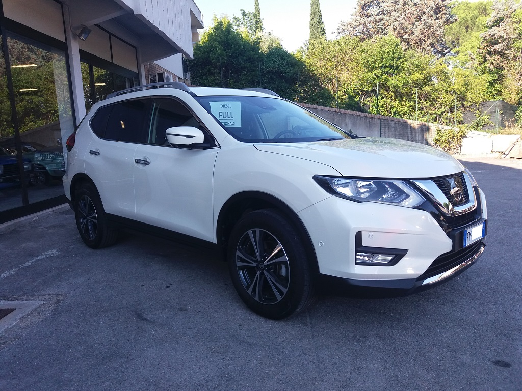 Nissan X-Trail 1.6 dCi 2WD N-Connecta (8)