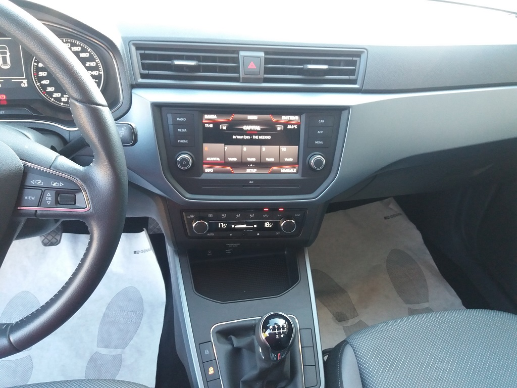 Seat Arona 1.0 EcoTSI Style (9)