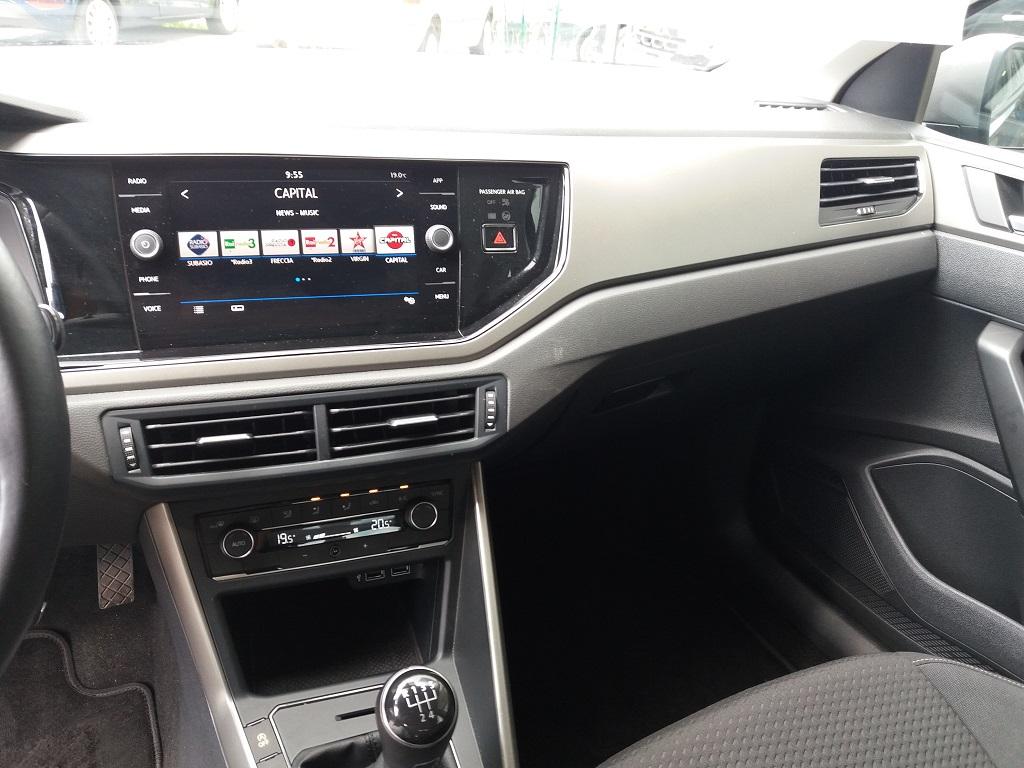 Volkswagen Polo 1.0 MPI 75 cv 5p Comfortline BlueMotion Technology (10)