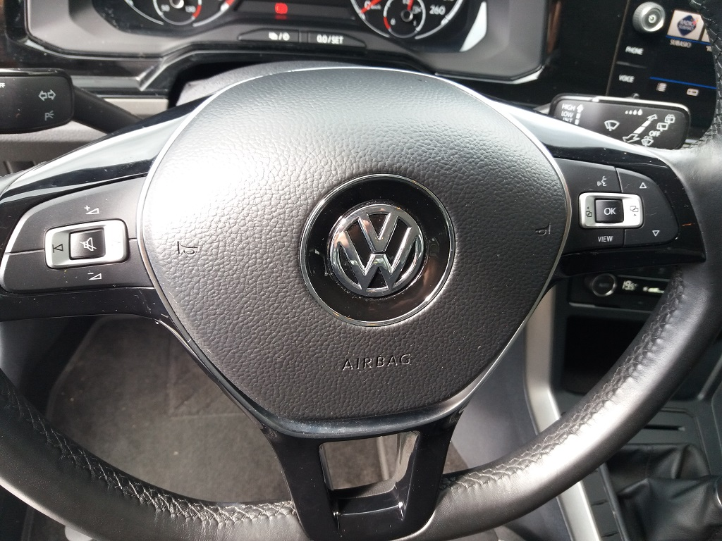 Volkswagen Polo 1.0 MPI 75 cv 5p Comfortline BlueMotion Technology (25)