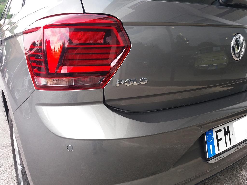 Volkswagen Polo 1.0 MPI 75 cv 5p Comfortline BlueMotion Technology (35)
