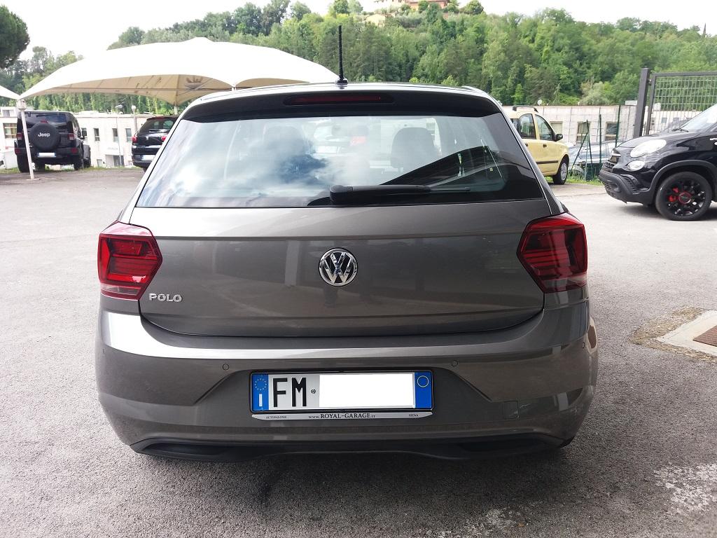 Volkswagen Polo 1.0 MPI 75 cv 5p Comfortline BlueMotion Technology (4)