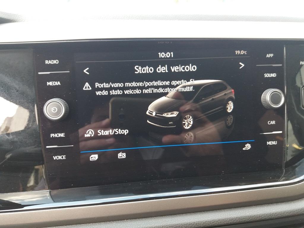 Volkswagen Polo 1.0 MPI 75 cv 5p Comfortline BlueMotion Technology (42)