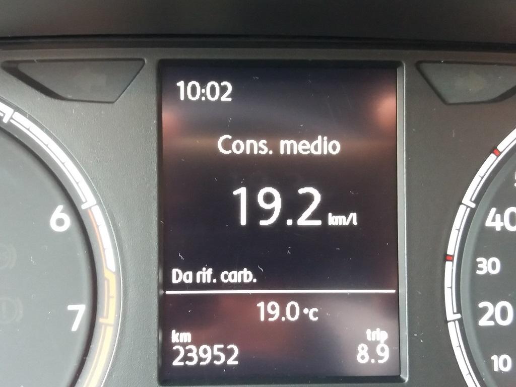 Volkswagen Polo 1.0 MPI 75 cv 5p Comfortline BlueMotion Technology (46)