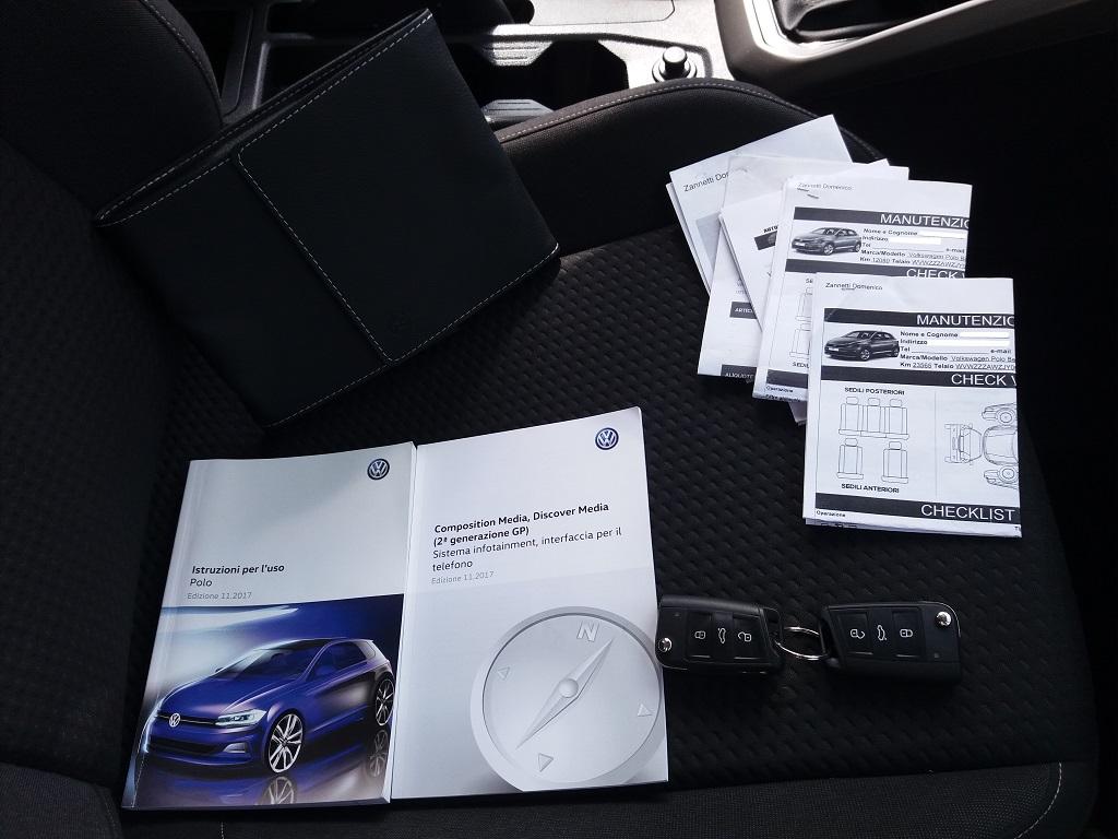 Volkswagen Polo 1.0 MPI 75 cv 5p Comfortline BlueMotion Technology (50)