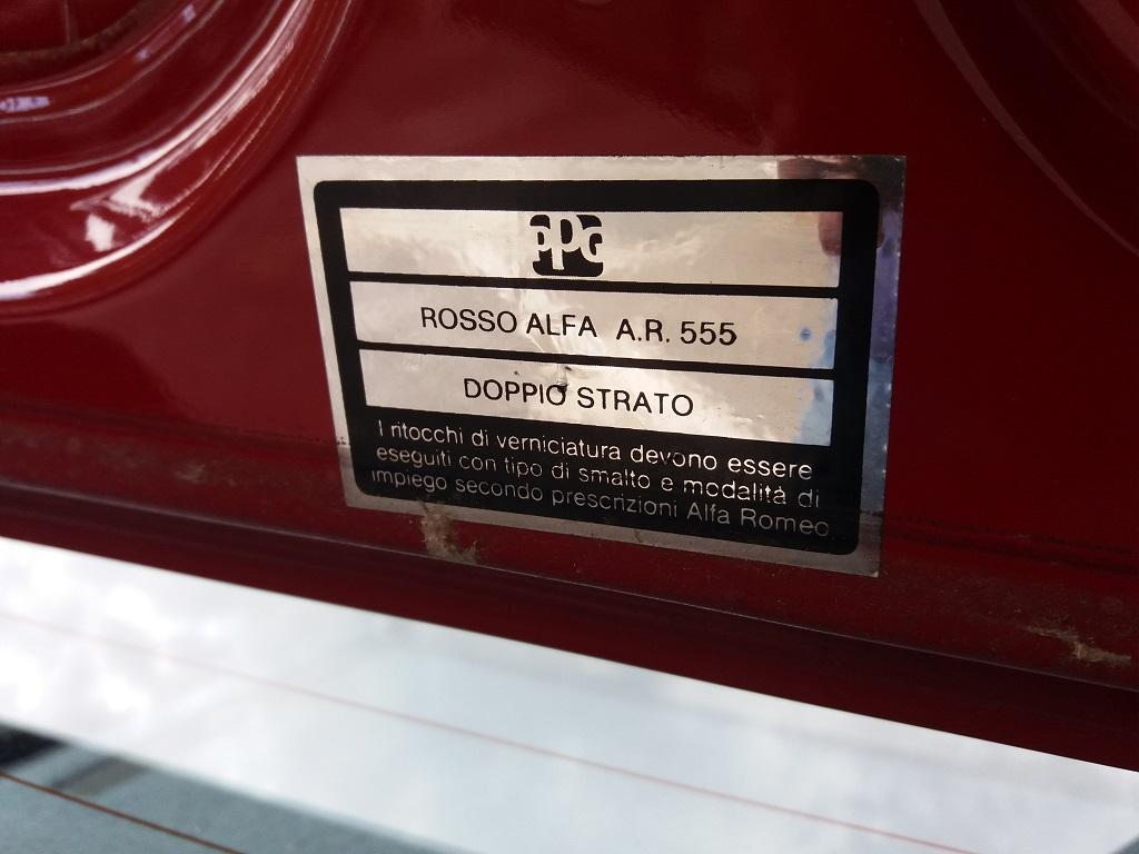 Alfa Romeo 75 1.8i Turbo (36)