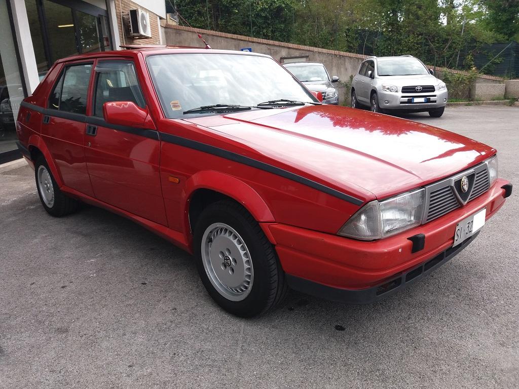 Alfa Romeo 75 1.8i Turbo (7)