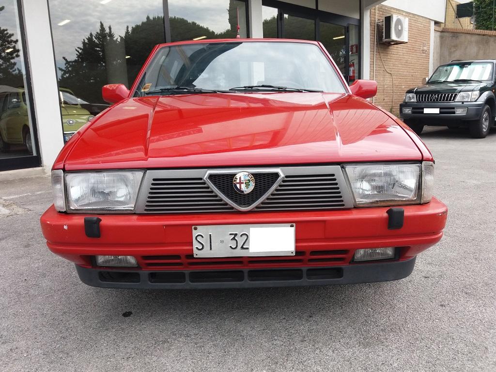 Alfa Romeo 75 1.8i Turbo (8)