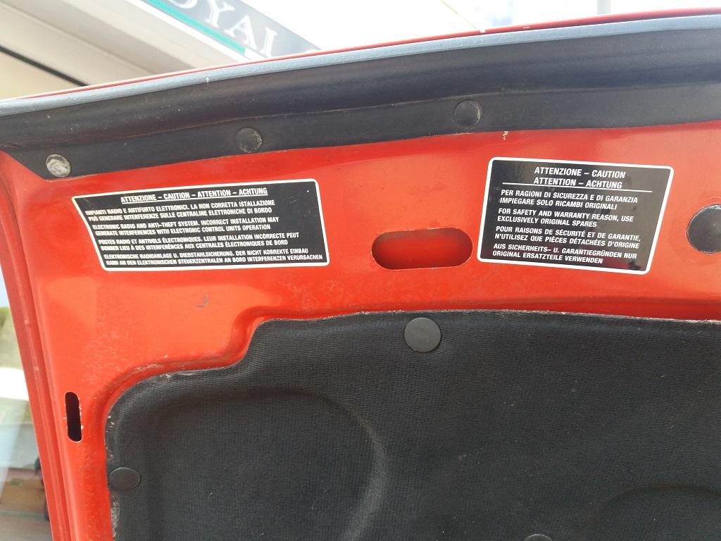 Lancia Delta HPE 2.0 i.e. Turbo 16v cat HF (37)