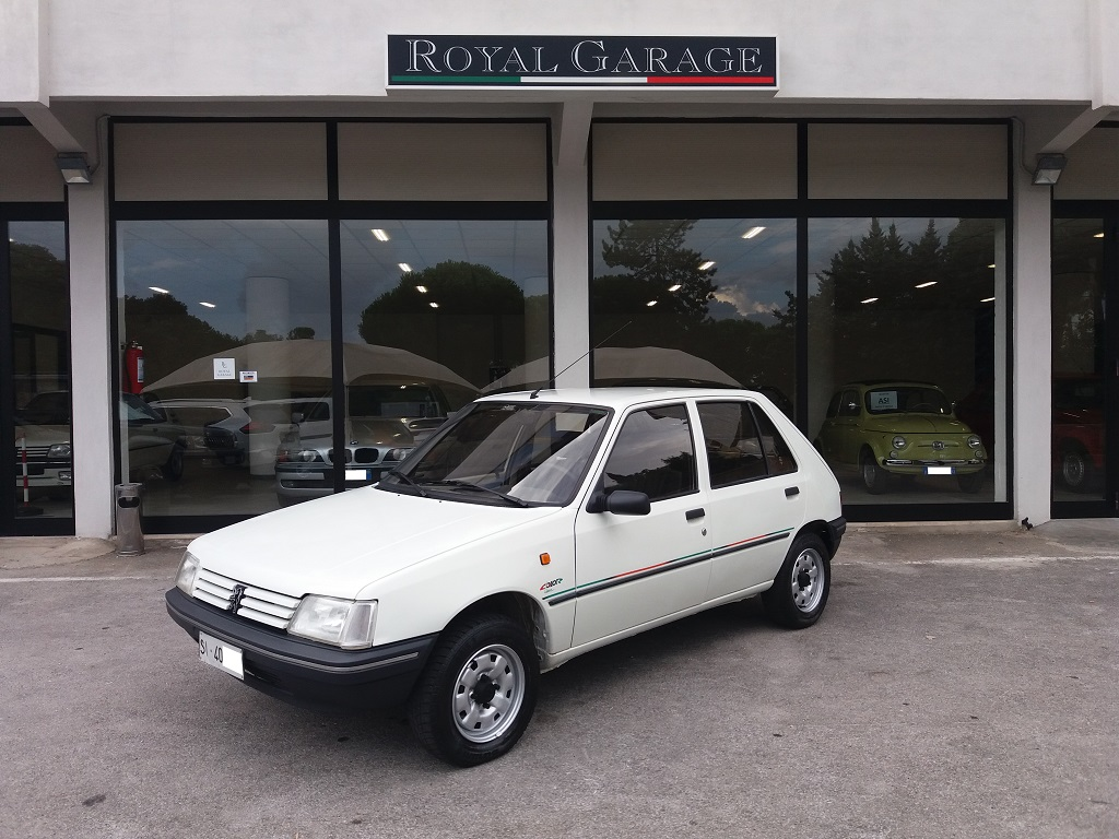 Peugeot 205 1.1i cat 5p Color Line (1)