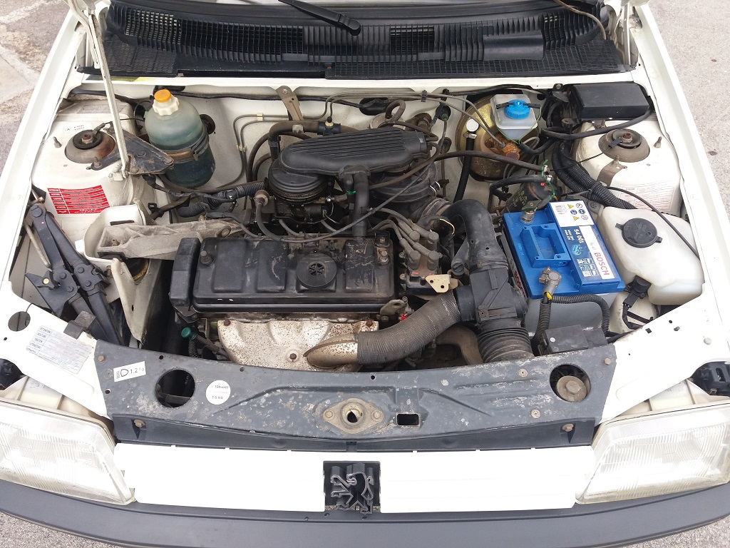 Peugeot 205 1.1i cat 5p Color Line (41)