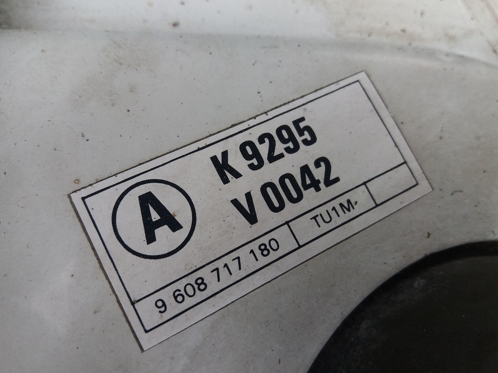 Peugeot 205 1.1i cat 5p Color Line (50)