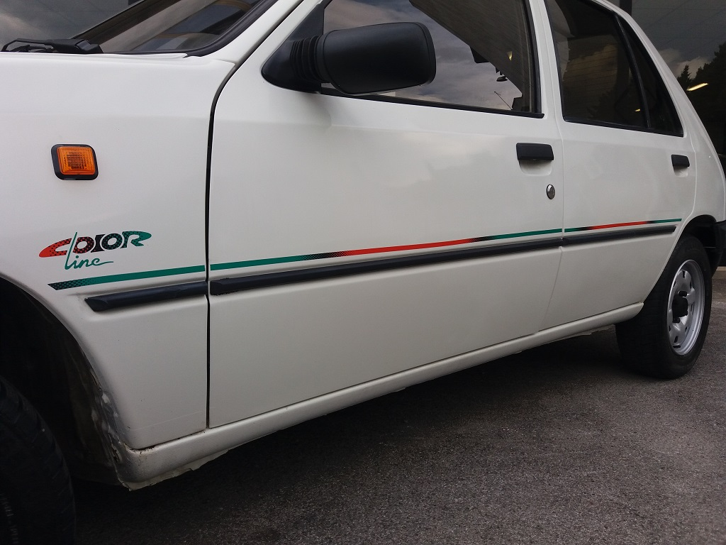 Peugeot 205 1.1i cat 5p Color Line (52)