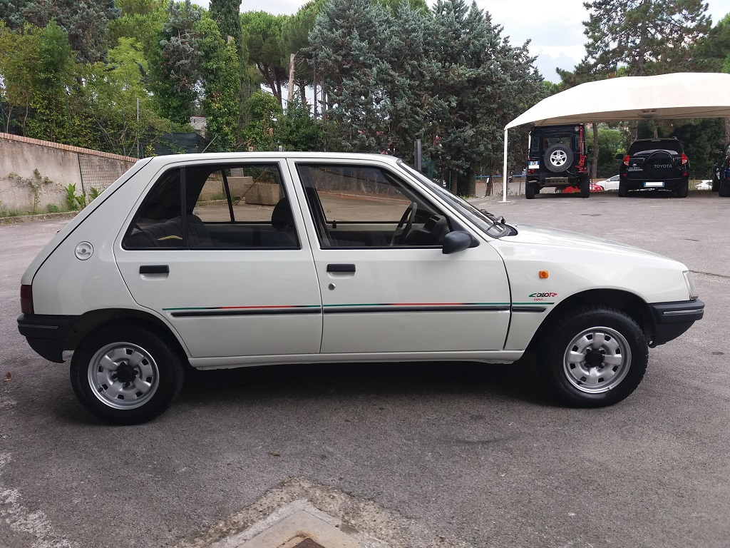 Peugeot 205 1.1i cat 5p Color Line (6)