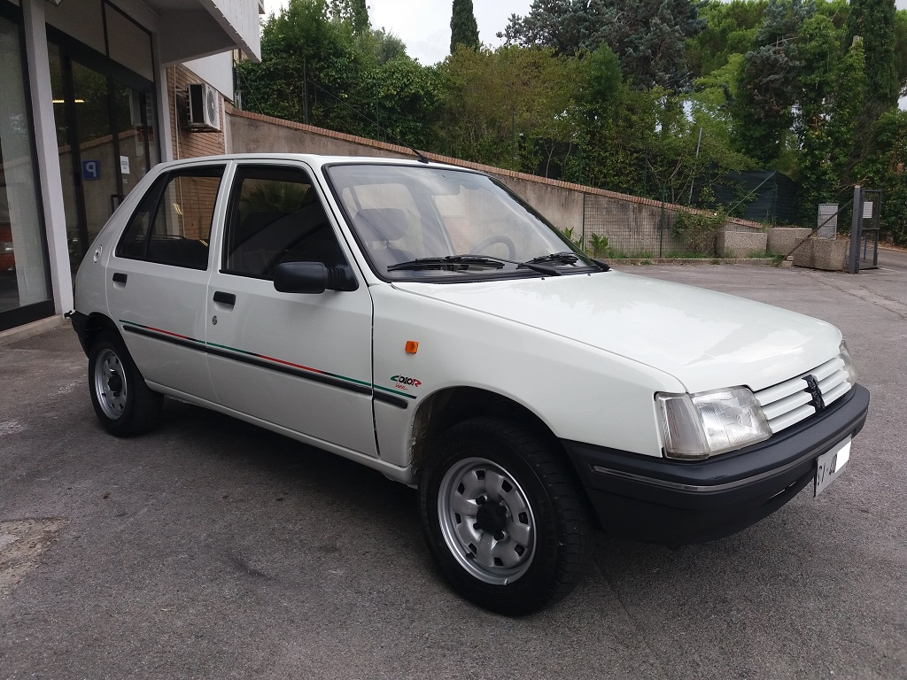 Peugeot 205 1.1i cat 5p Color Line (7)