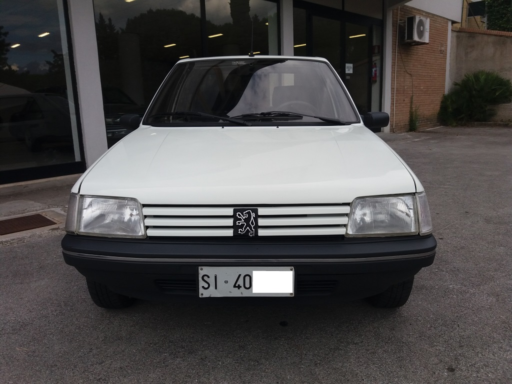 Peugeot 205 1.1i cat 5p Color Line (8)
