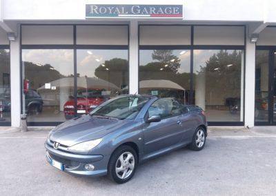 Peugeot 206 CC 1.6 16v (1)