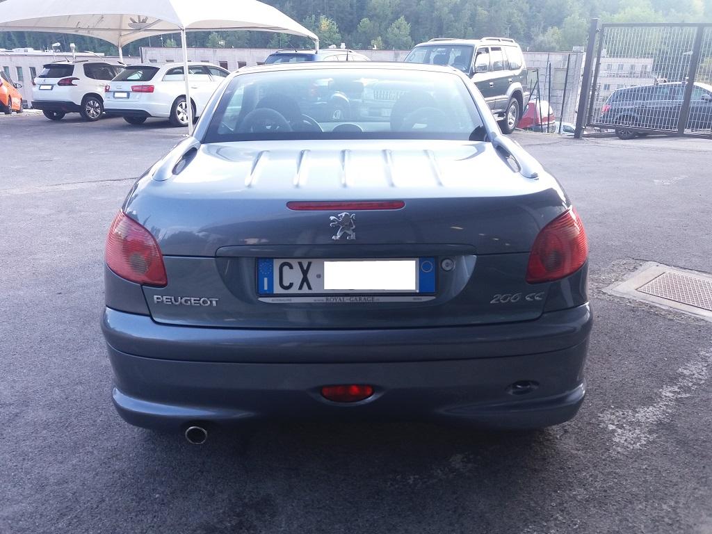 Peugeot 206 CC 1.6 16v (11)