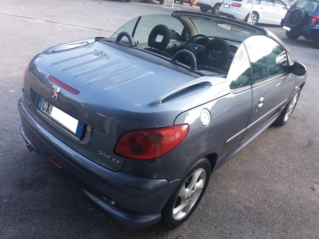 Peugeot 206 CC 1.6 16v (5)