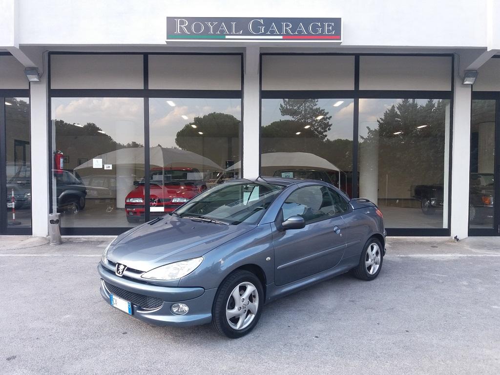 Peugeot 206 CC 1.6 16v (8)