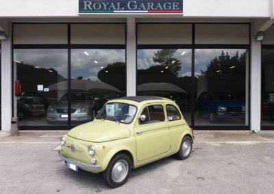 Fiat Nuova 500 D trasformabile (1)