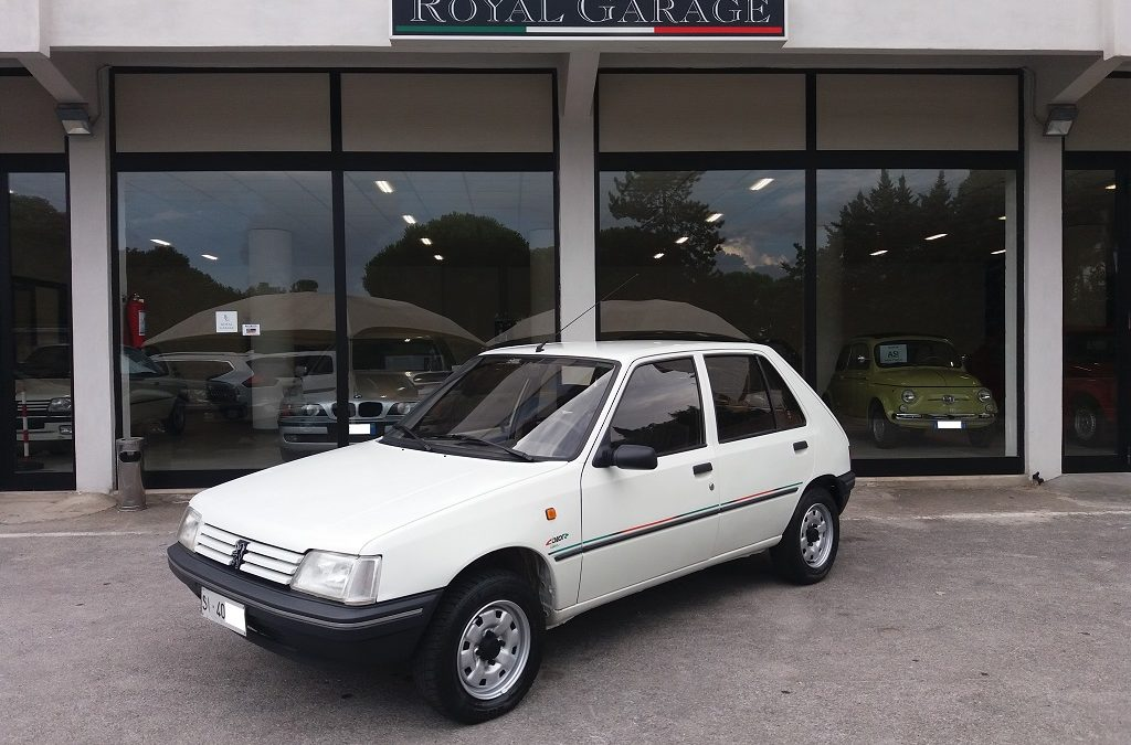 PEUGEOT 205 1.1i cat 5p Color Line