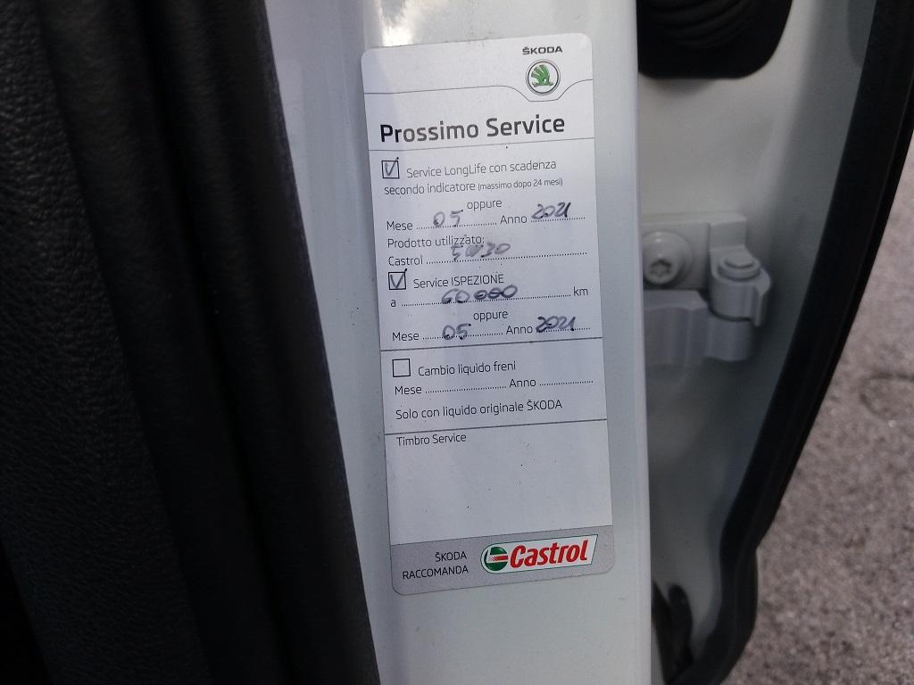 Skoda Octavia 1.0 TSI Wagon Executive (53)