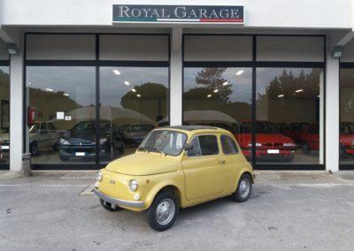 Fiat 500 R (1)