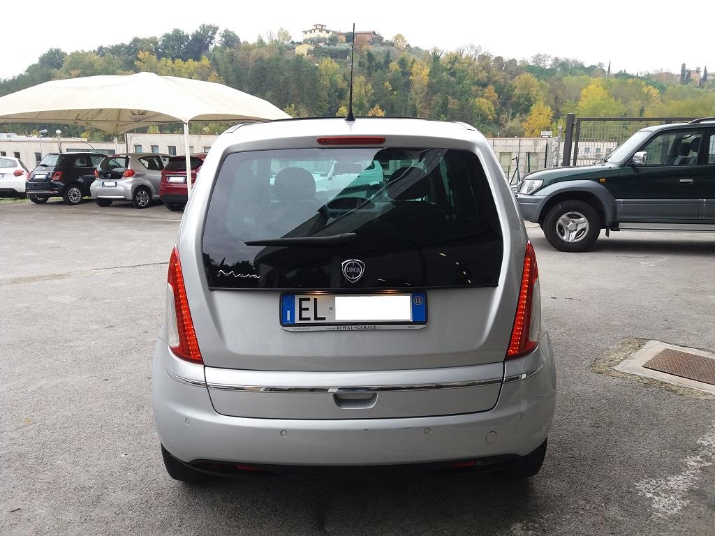 Lancia Musa 1.3 Multijet 95 cv DFN Platinum (4)