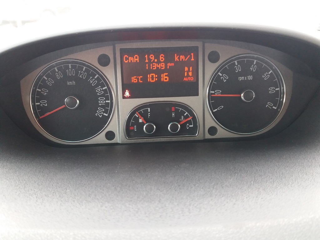 Lancia Musa 1.3 Multijet 95 cv DFN Platinum (41)