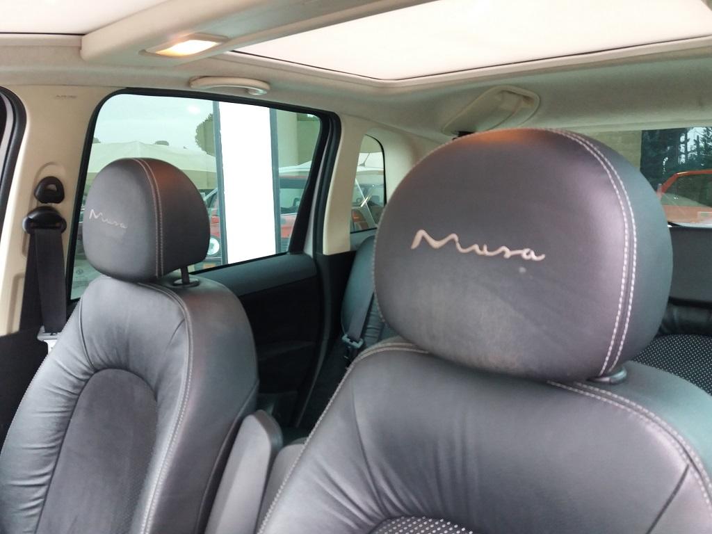 Lancia Musa 1.3 Multijet 95 cv DFN Platinum (45)