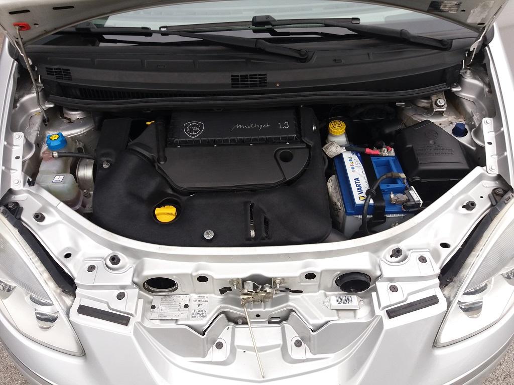 Lancia Musa 1.3 Multijet 95 cv DFN Platinum (47)