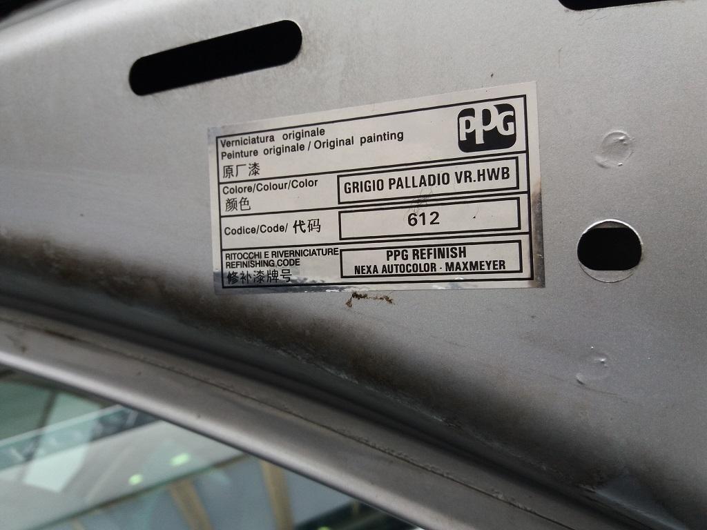 Lancia Musa 1.3 Multijet 95 cv DFN Platinum (49)