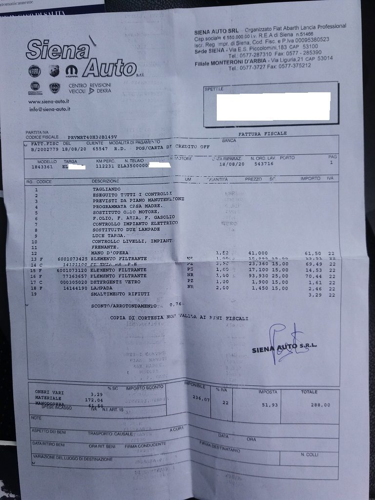 Lancia Musa 1.3 Multijet 95 cv DFN Platinum (54)